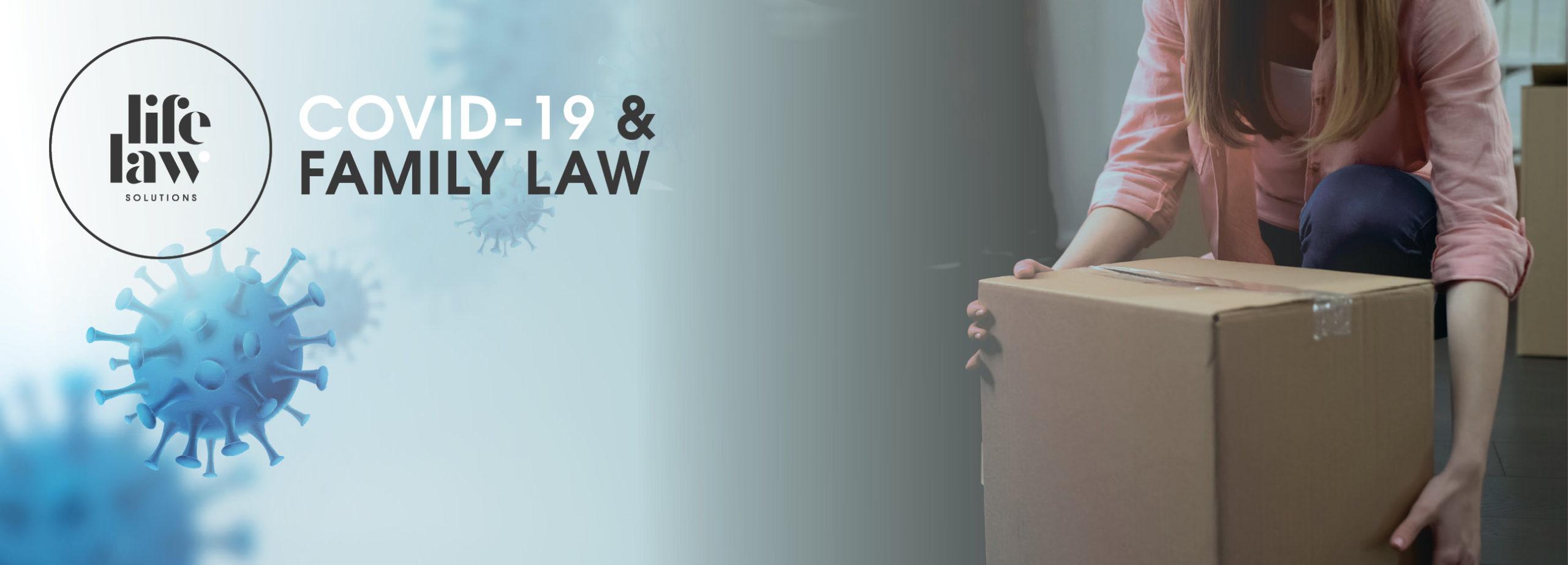 Covid-19 Family Law